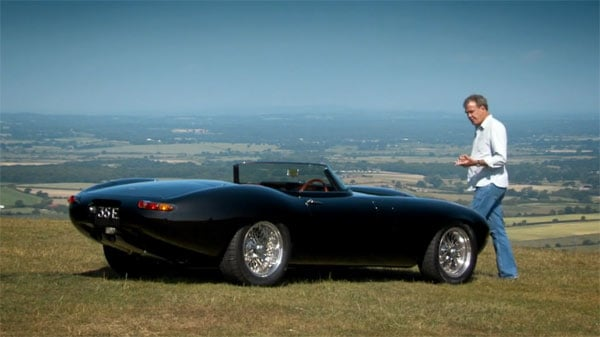 Eagle Speedster - Jaguar E-Type